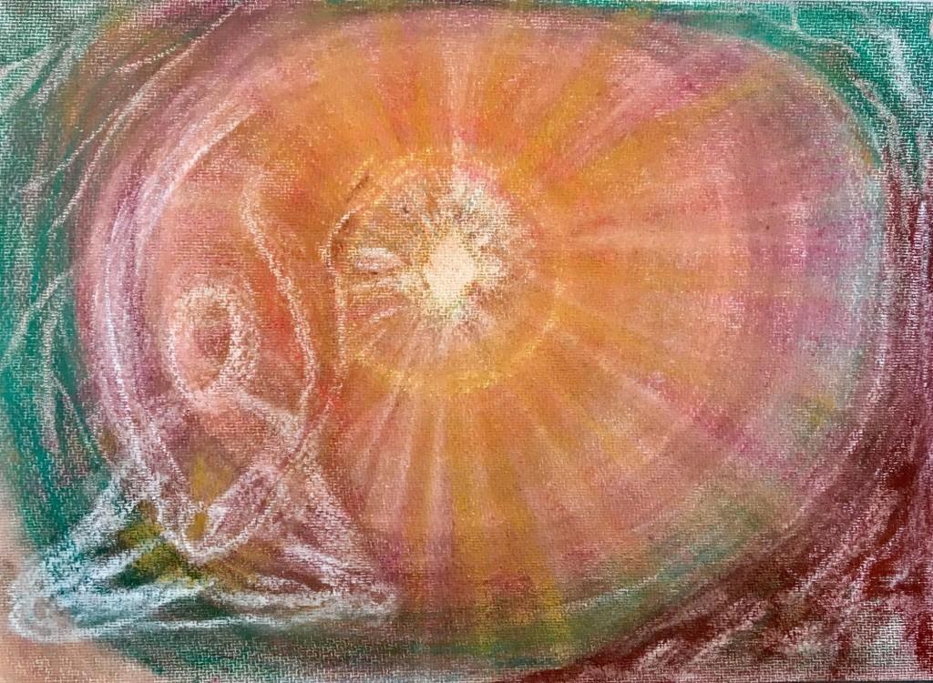obrazek web meditujici